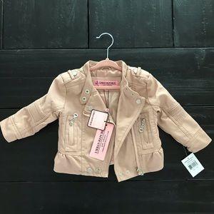 a43b71204 Urban Republic Jackets & Coats | Black Leather Kids Jacket | Poshmark